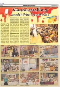 28.11.2014: Kelsterbacher Aktuell