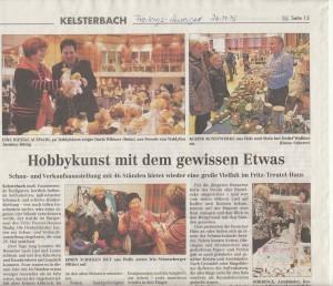 26.11.2015: Freitags Anzeiger